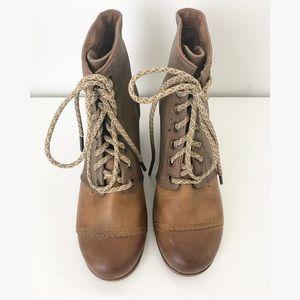 Sorel PDX Wedge Cognac winter Boots